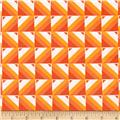 Moda Simply Colorful Ombre Blocks Orange