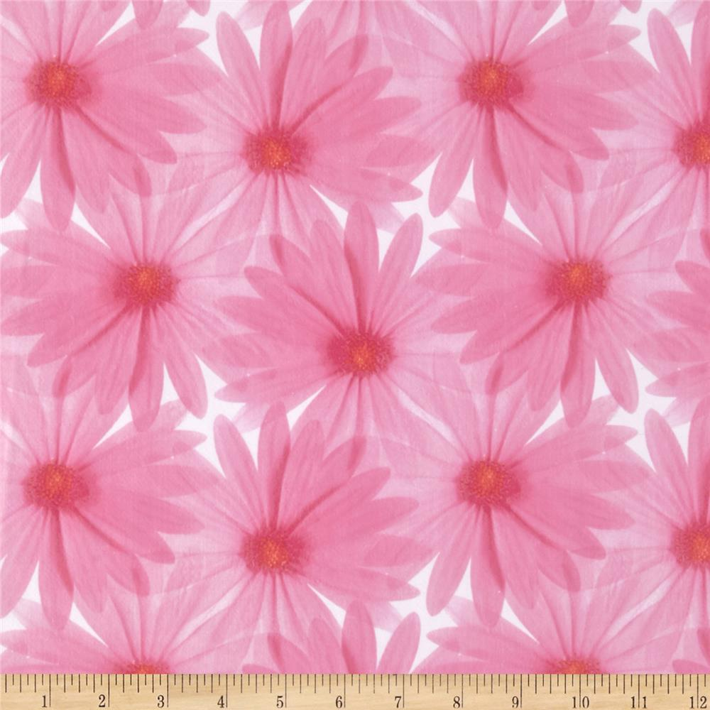 Livingston Vinyl Daisy Pink