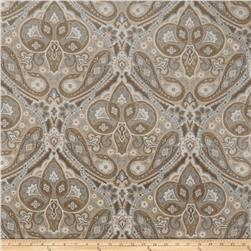 Jaclyn Smith Paisley Tapestry Jacquard Lagoon