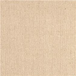 Primo Flannel Small Herringbone Sand