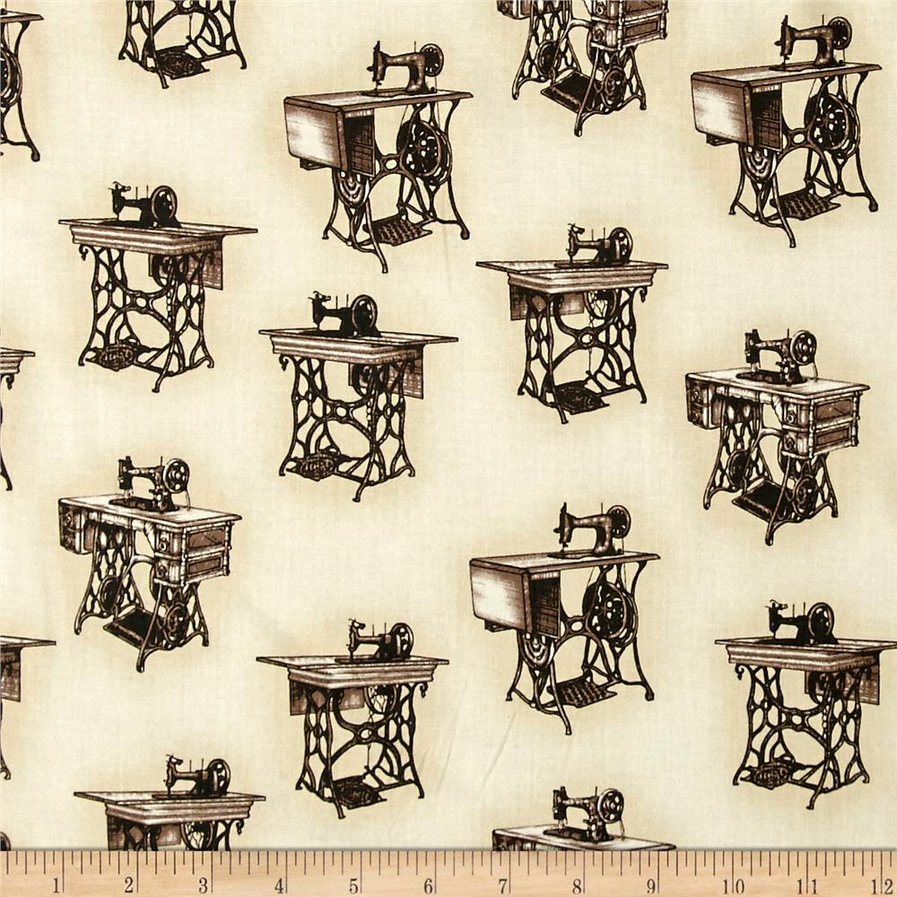 Sewing With Singer Treadle Machines Antique
