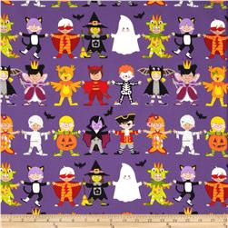You, Me, Scary! Costumes Purple