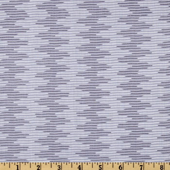 City Girl Wavy Stripe Lilac