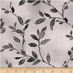 Isabella Branches & Leaves New Gray