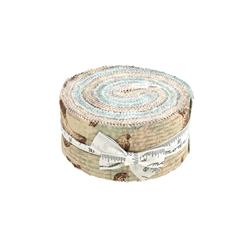 Moda Once Upon A Chicken 2.5 In. Jelly Roll Multi