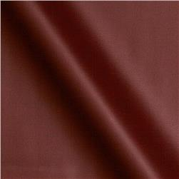Raw Hide Faux Leather Red