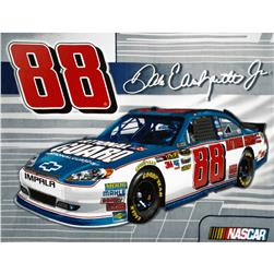 Dale Earnhardt, Jr.  Fleece Panel 88 Car National Guard Grey