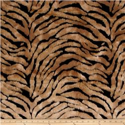 Michael Miller Zebra Fur Brown