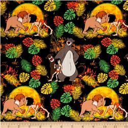 Disney Jungle Book Friends Black