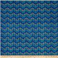 Delaney Chevron Navy