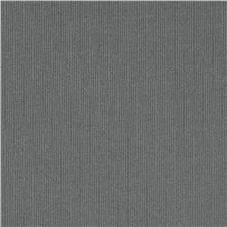 Nylon Lycra Jersey Knit Gunmetal Fabric