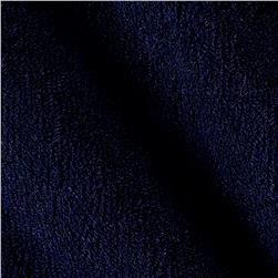 Telio Bamboo Rayon Terry Cloth Midnight Blue
