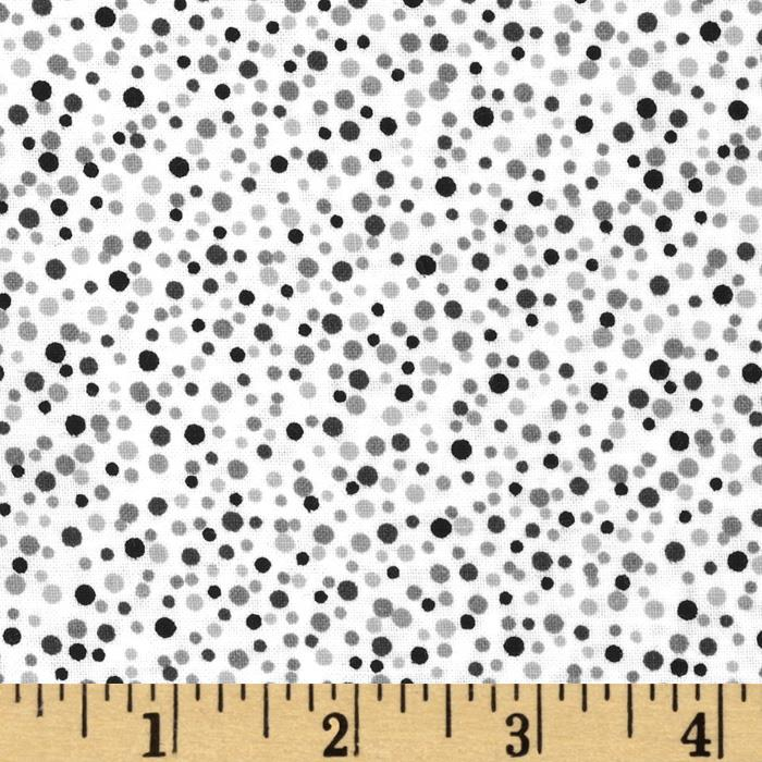 Scattered Dot Grey