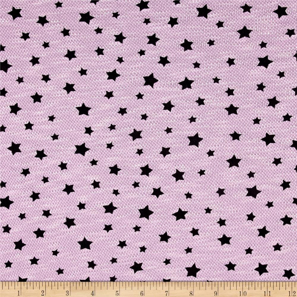 Cotton Blend Children's Sweater Knit Stars