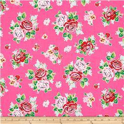 Penny Rose Strawberry Biscuit Main Hot Pink