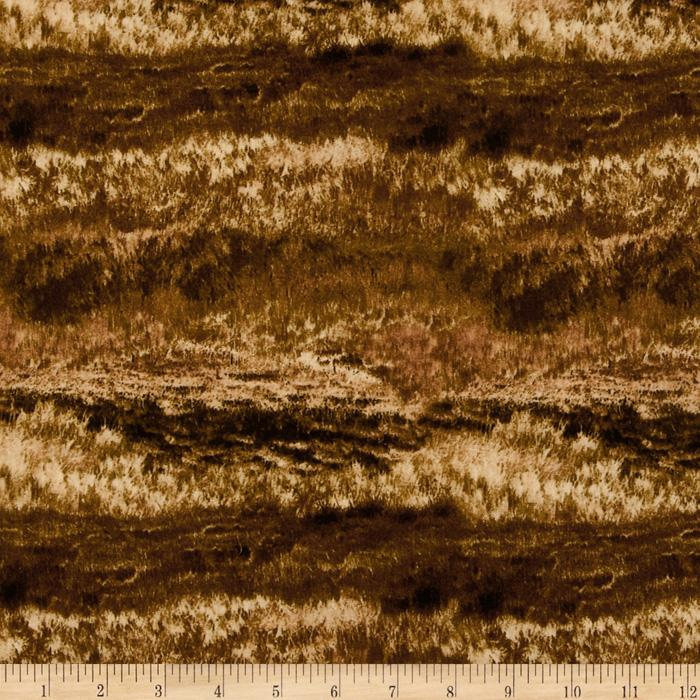 Mustang Meadows Grassy Texture Brown