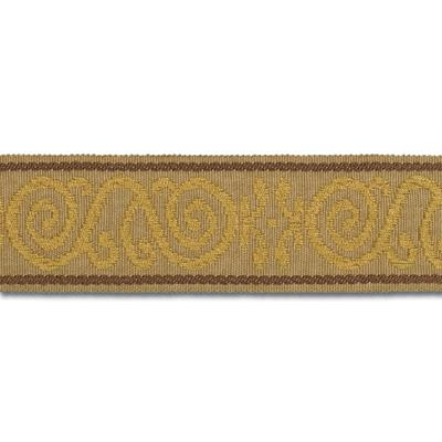 Mount Vernon 2'' Ornament Trim Gold