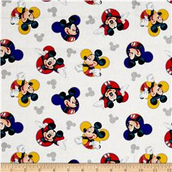 Disney Mickey Traditional The One and Only White