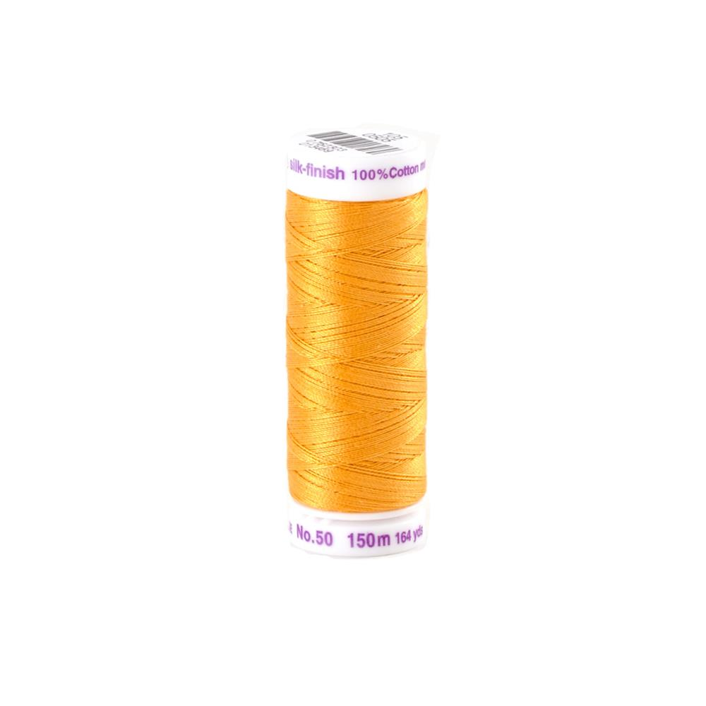 Mettler Cotton All Purpose Thread Mandarine