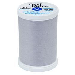 Coats & Clark Dual Duty XP 250yd Dark Silver