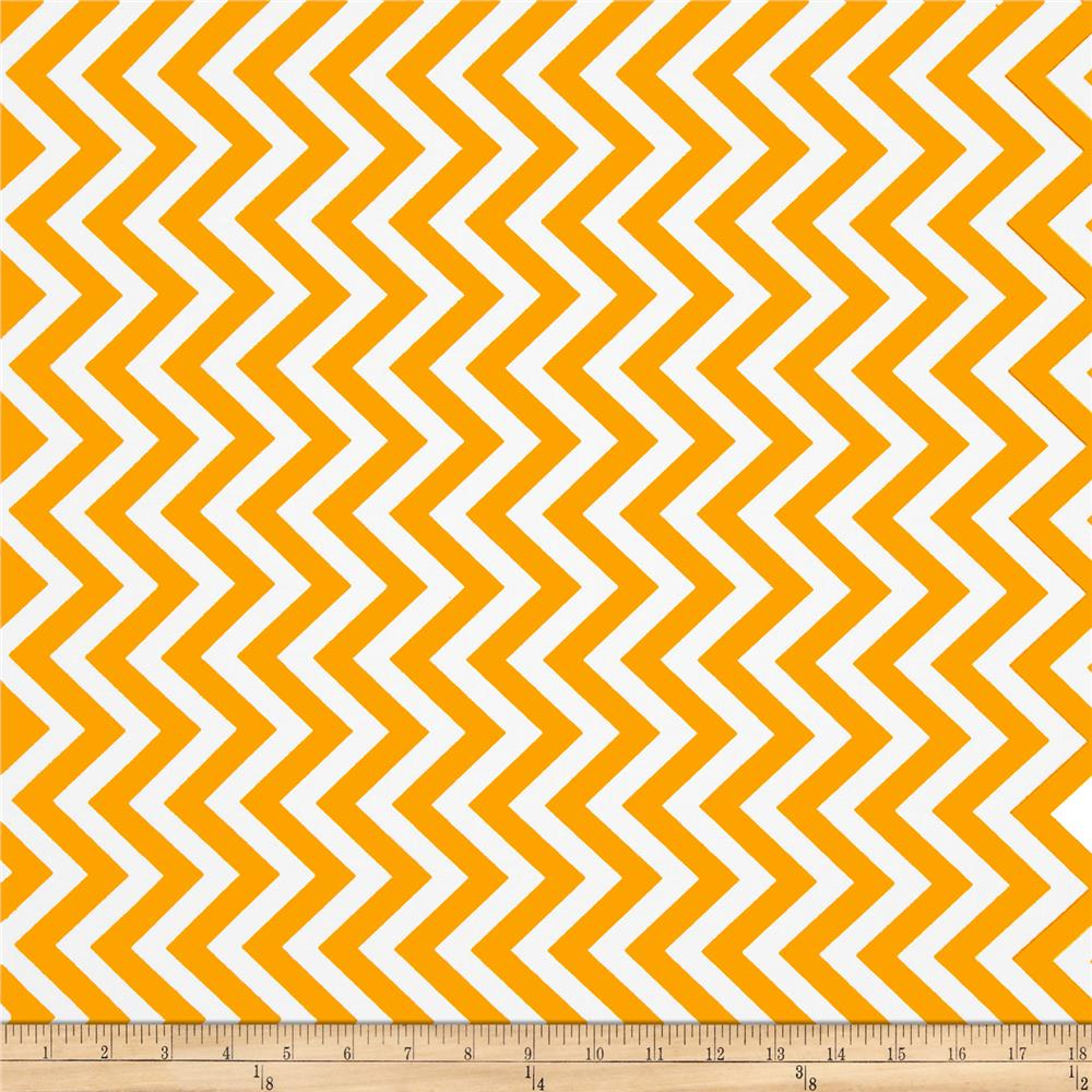 Moda Half Moon Modern Medium Zig Zag Sunshine