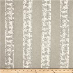 Magnolia Home Fashions Plaza Stripe Slate