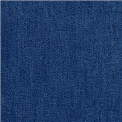 4.5oz Tencel Denim Chmabray Blue