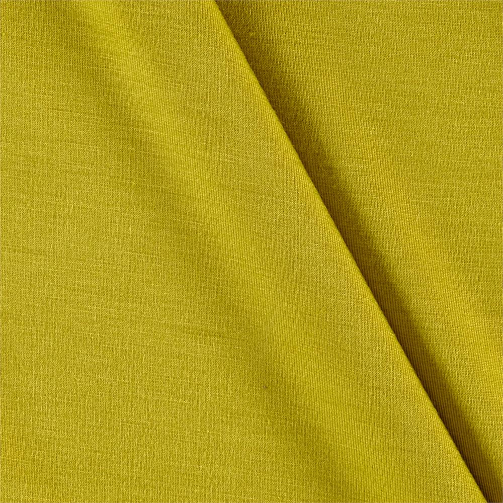 Telio rayon jersey knit citrus discount designer fabric for Rayon fabric