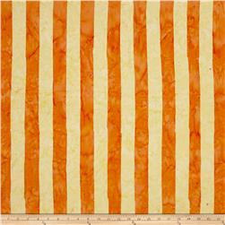 Artisan by Kaffe Fasset Batik Big Stripe Yellow