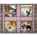"Realtree Pillow 36"" Panel Pink"