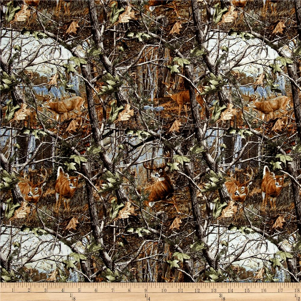 RealTree Deer In Woods Multi