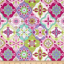 Riley Blake Extravaganza Ceramic Purple
