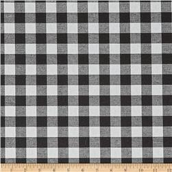 Premier Prints Plaid Black