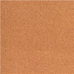 13 oz Wool Melton Camel Fabric