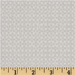 Lecien Kate Greenaway Coordinates Mini Basket Weave Cream