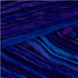 Red Heart Unforgettable Waves Yarn, Grapeberry