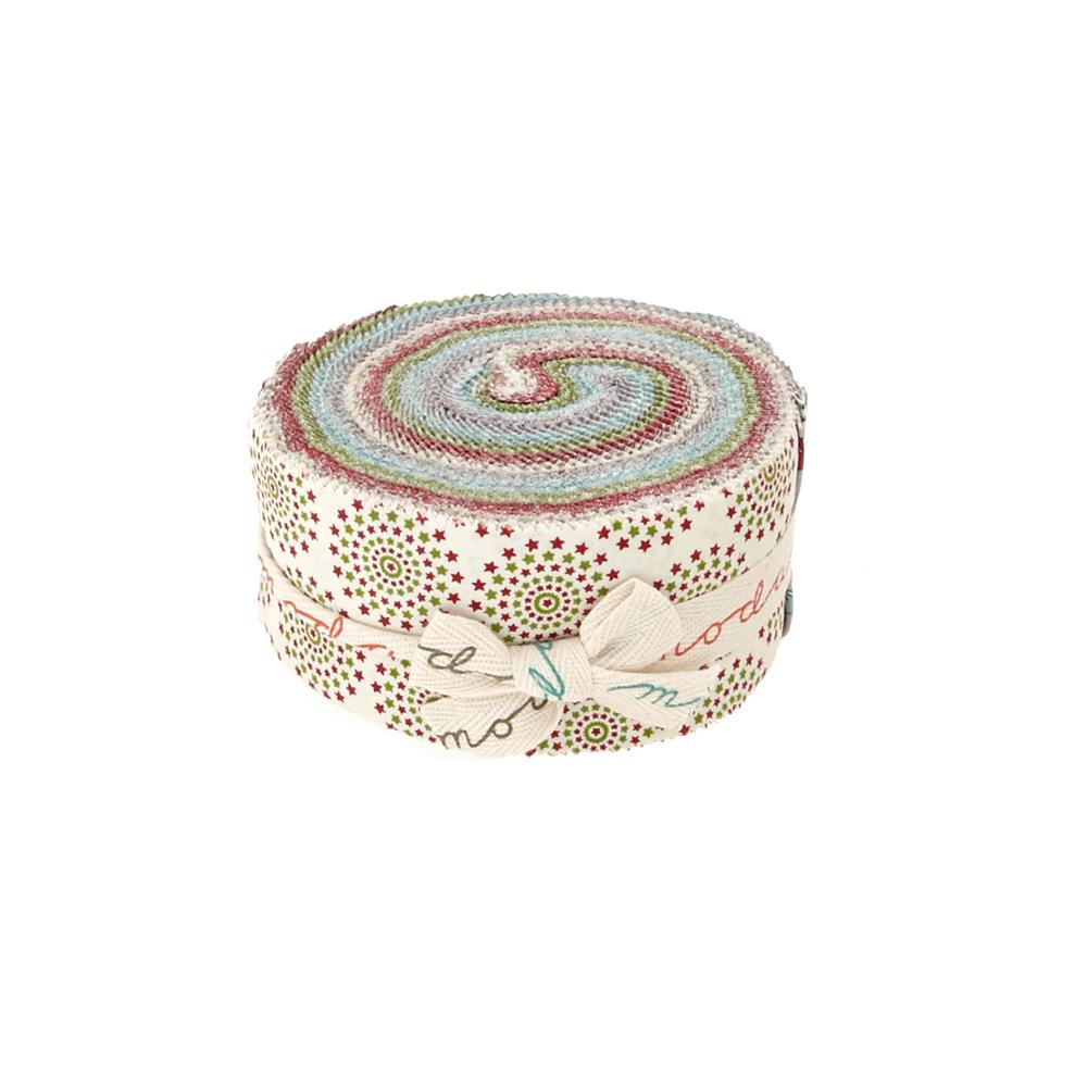 Moda Holly's Tree Farm 2.5 In. Jelly Roll