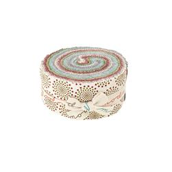 Moda Holly's Tree Farm 2.5 In. Jelly Roll Multi