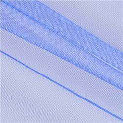 Shiny Tulle Royal Blue Fabric