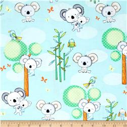 Koala Party Koalas Light Blue