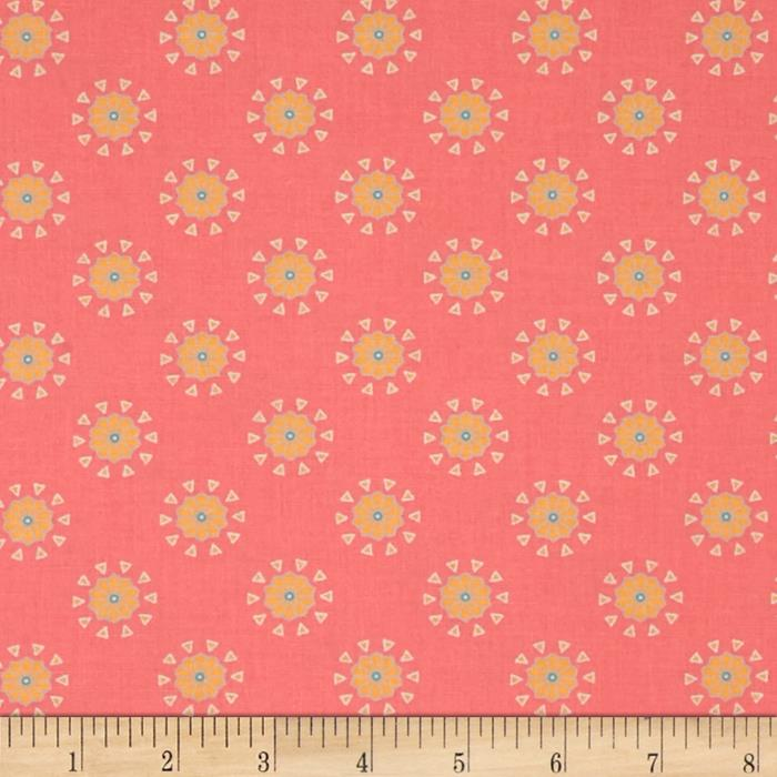 Moda Bright Sun Sunrise Coral