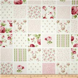 Symphony Rose Large Patch Pink