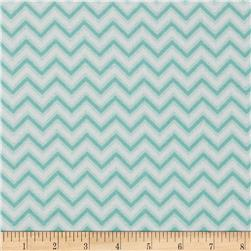 Anything Goes Basics Chevron Blue
