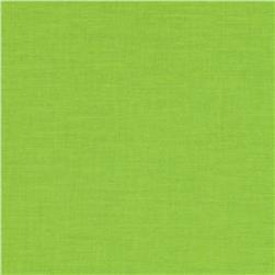 Michael Miller Cotton Couture Broadcloth Fern Green Fabric
