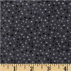 Essentials Petite Dots Dark Grey