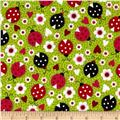 Critter Club Ladybugs Green