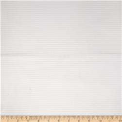 "Robert Allen Promo 1/8"" Stripe White"