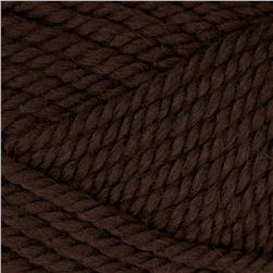 Patons Classic Wool Bulky Yarn (89013) Mocha