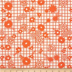 Art Gallery Fiesta Fun Papel Picado Naranja