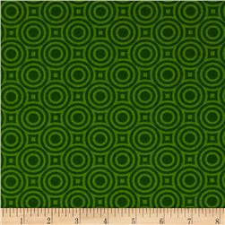 Heather Bailey True Colors Zen Dot Green
